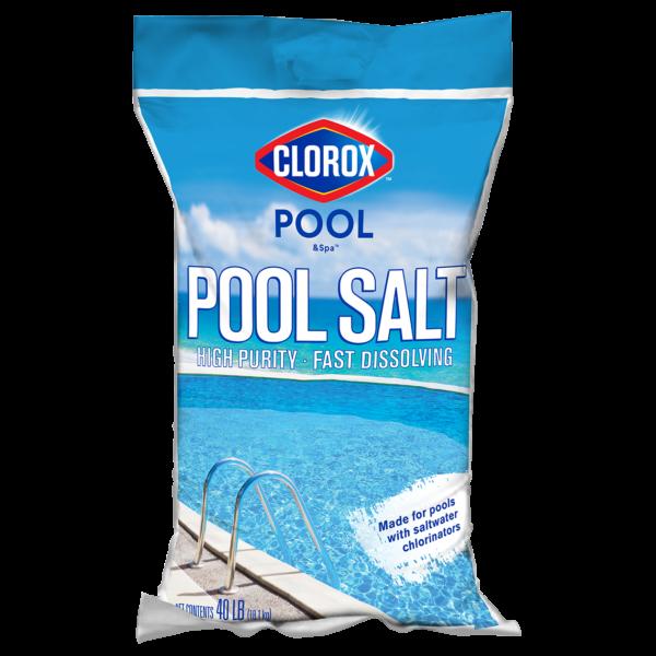 Clorox Pool Salt - Single Bags