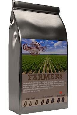 Farmers - Medium-Dark Roast 12 Oz