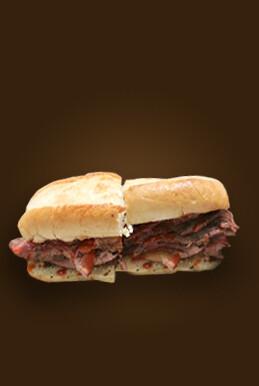 Tri-Tip Sandwich
