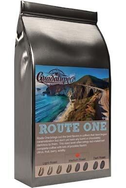 Route One - Medium Roast 12 Oz