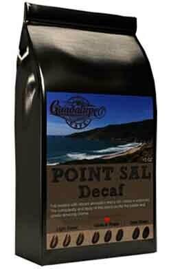 Point Sal- Decaf 12 Oz