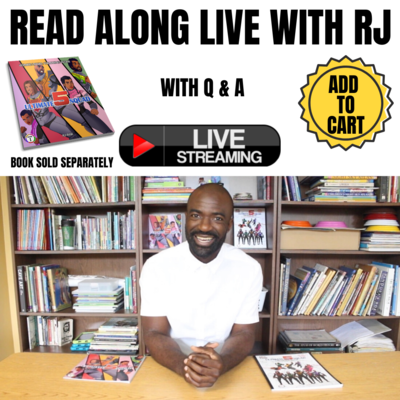 LIVE EVENT: Read-Along with RJ Rise