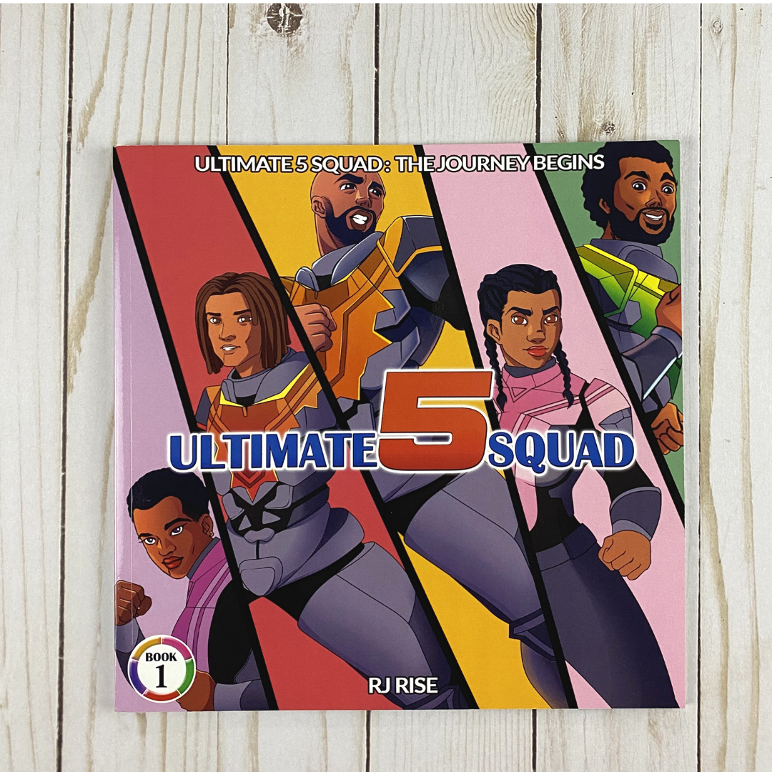 Ultimate 5 Squad: The Journey Begins