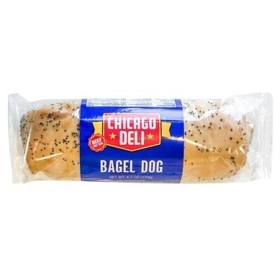 Chicago Deli Bagel Dog 4oz - Pack of 6