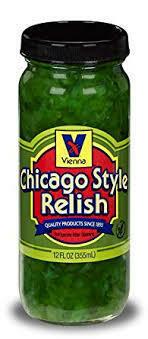 Vienna Beef Chicago Style Relish