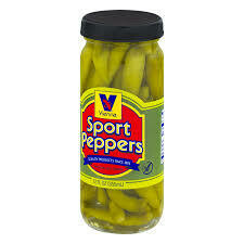 Vienna Beef Sports Peppers