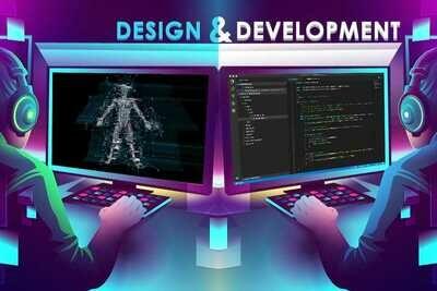 Game Design and Development (Age 11-15)