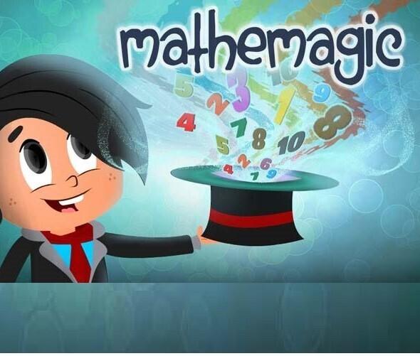MatheMagic Online Class (Grades 1-3)