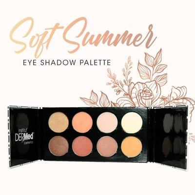 Summer Eyeshadow Palette 8 Shades
