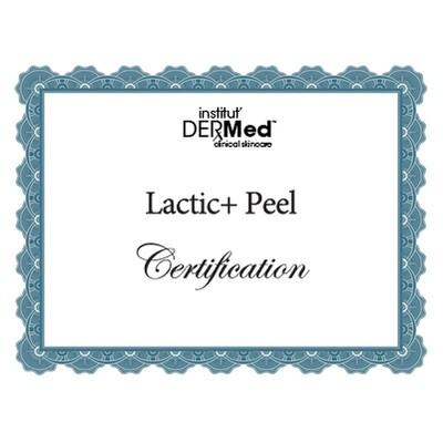 Online - Lactic+ Peel Protocol Training
