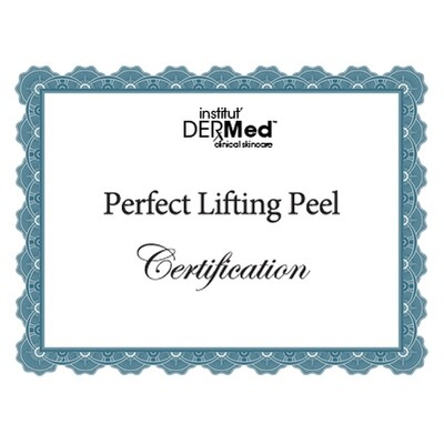Online -Perfect Lifting Chemical Peel Training