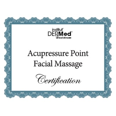 Online Acupressure Point Facial Massage Training