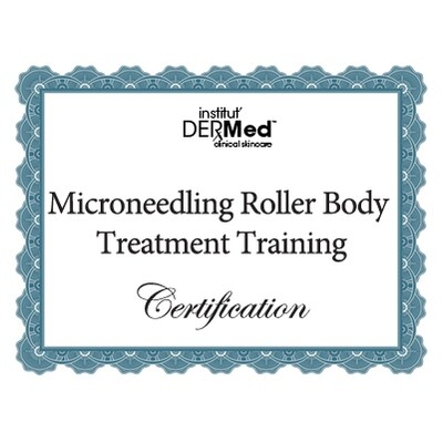 Online Microneedling Roller Body Treatment Training