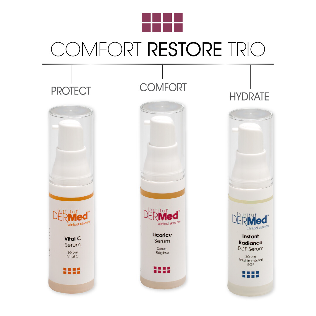 Comfort Restore Trio