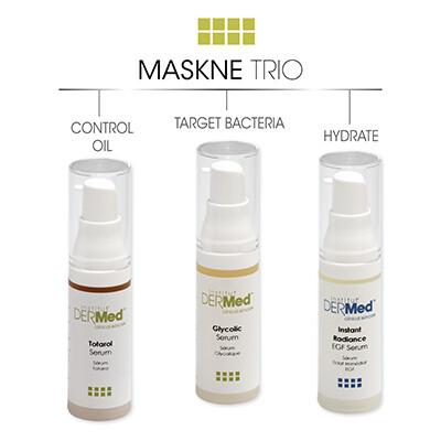 Maskne Clear Reveal Trio