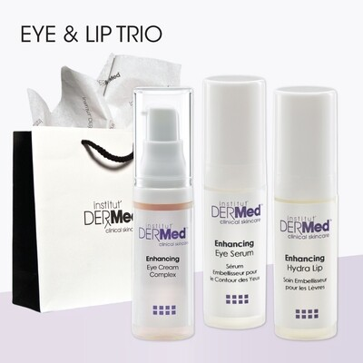 Eye and Lip Trio