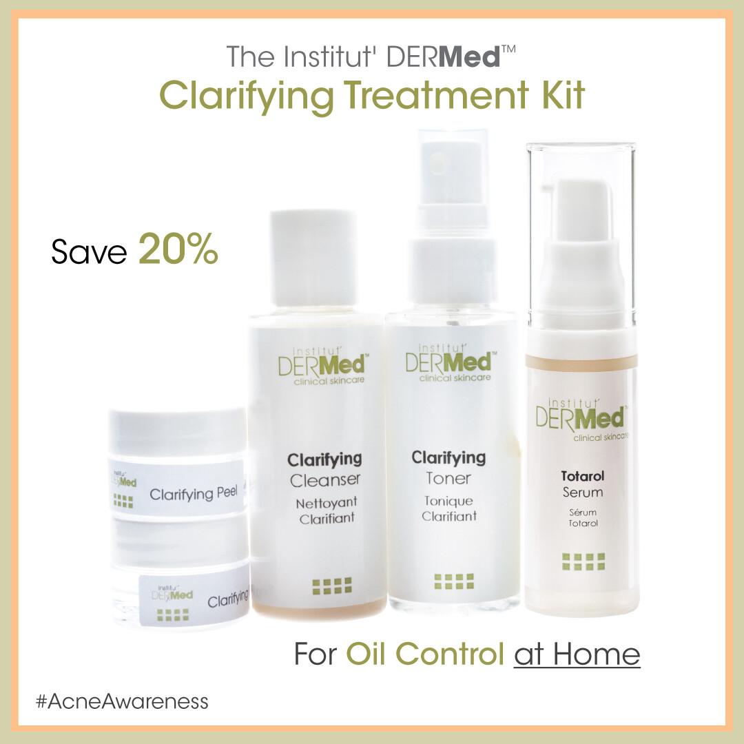 Oily Acne Treatment Kit