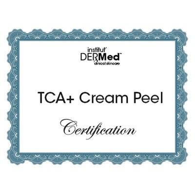 Online TCA+ Cream Peel Training