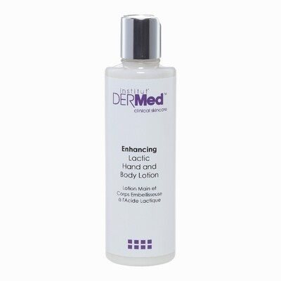 Enhancing Lactic Hand and Body Lotion
