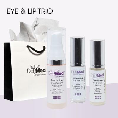 Eye and Lip Trio