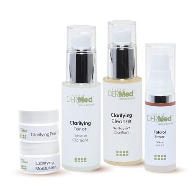 Clarifying Treatment Kit