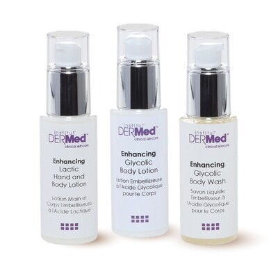 Enhancing Body Treatment Kit