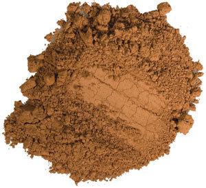 Nutmeg Loose Mineral Foundation