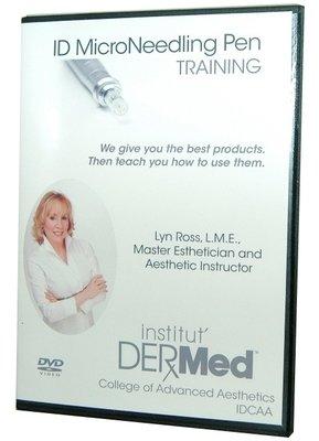 Institut Dermed Microneedling Pen DVD Training