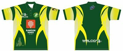 Club T20 Playing Shirts - Short Sleeve