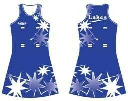 Lakes Netball Dress