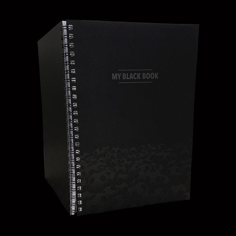 My Black Book - A5