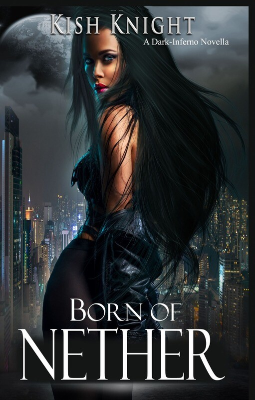 Signed Paperback - Born of Nether