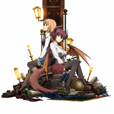 Mysteria Friends (Manaria Friends) - Serial Code Vol.1+2 Collection Set (Member Exclusive)