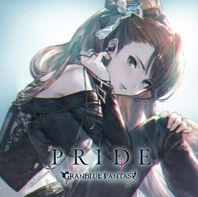 Granblue Fantasy CD No.15 PRIDE - Bonus Code Beatrix
