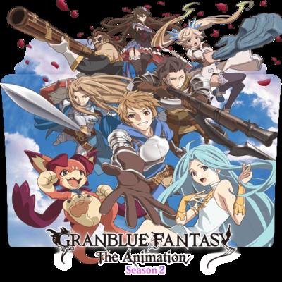 Granblue Fantasy Animation Season 2 - Serial Code Vol.1-7 Collection Set (Member Exclusive)