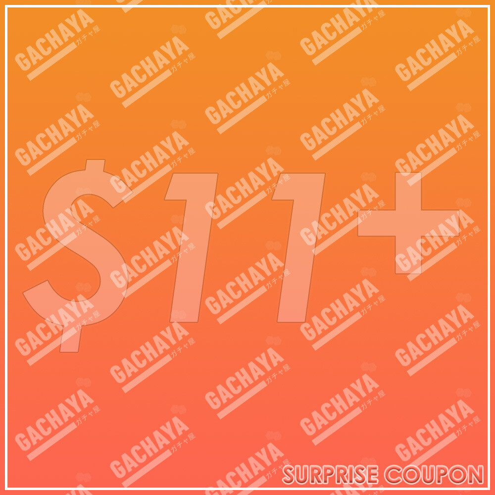 Gachaya Surprise Coupon - Orange of the Steady Earth