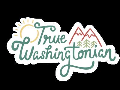 True American Sticker (Options)