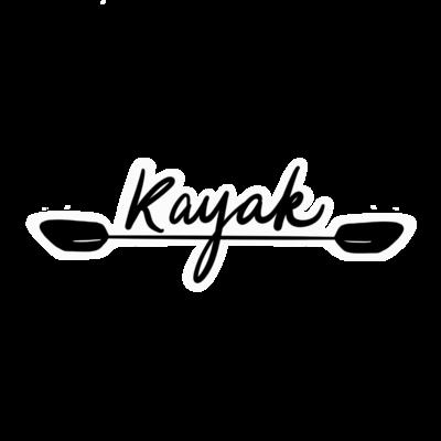 Kayak Stickers (Options)