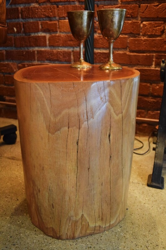 Tree Round Side Table / End Table