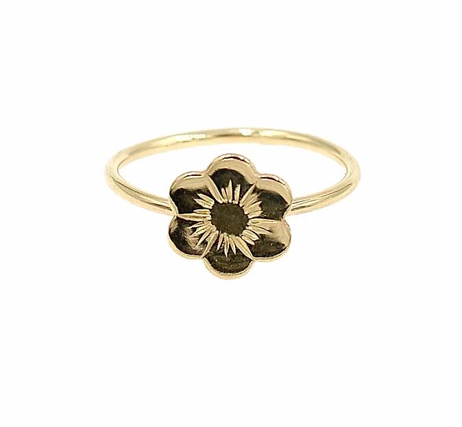 Dazey Flower Ring