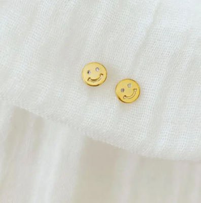 Small Starry Eyed Studs
