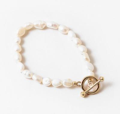 Pearl Taggle Bracelet