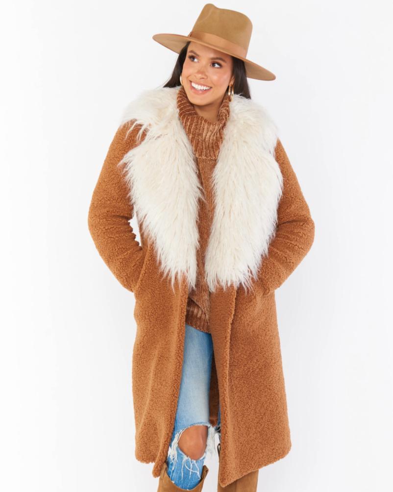 Stay Warm Jacket