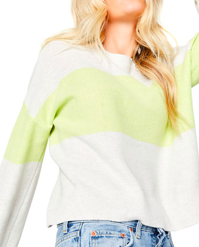 Bold Move Sweater