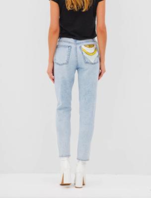 Scarf Pocket Jean