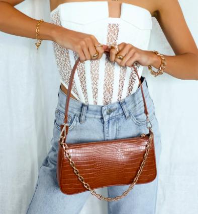 Rose Shoulder Bag
