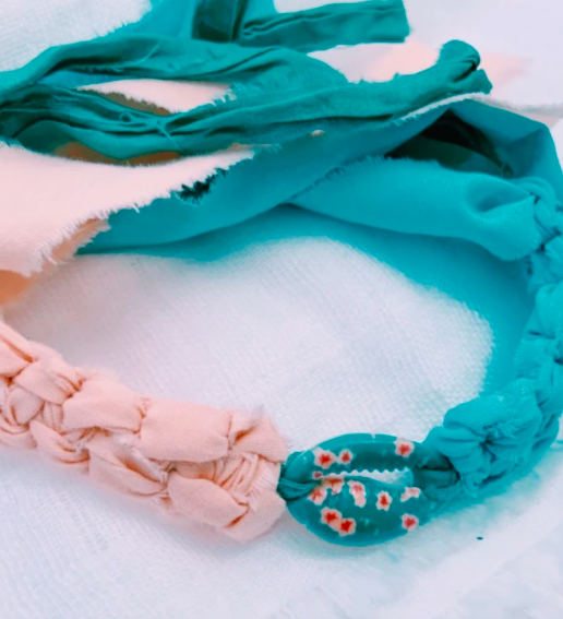 Leah Silk Bracelet