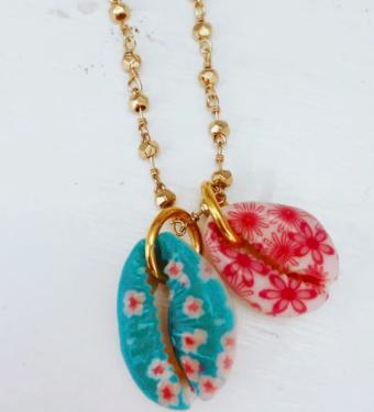 Zella Necklace