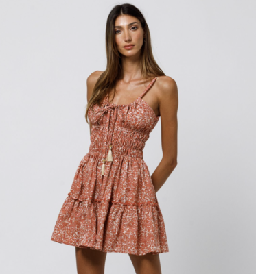 Rosa Mini Dress