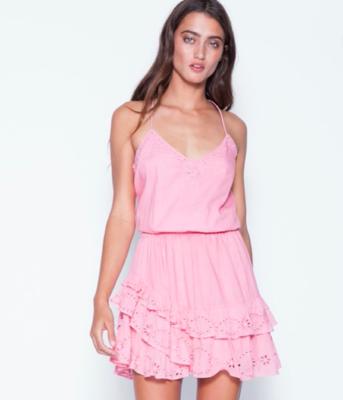 Lucia Embellished Mini Dress